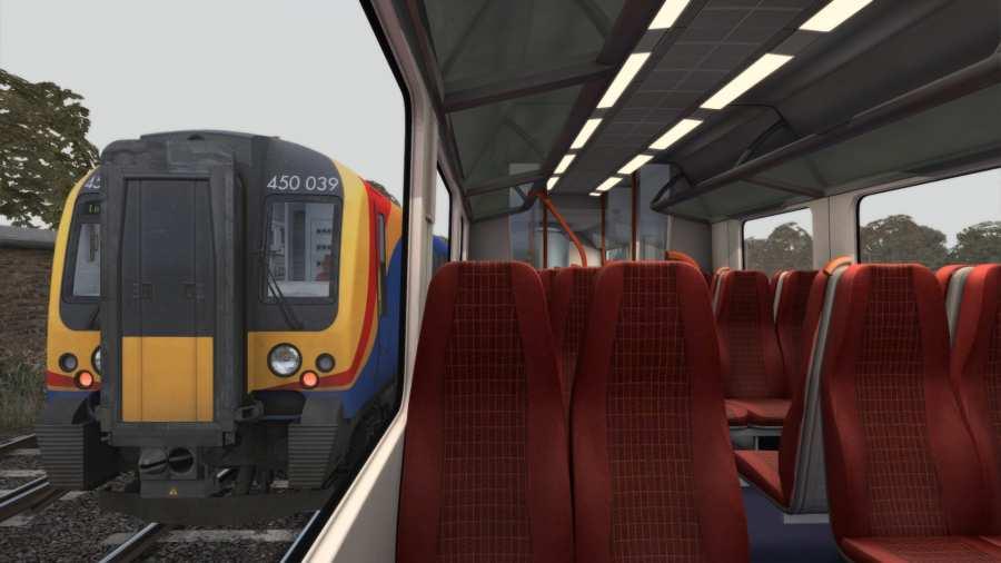 火车模拟2019截图4