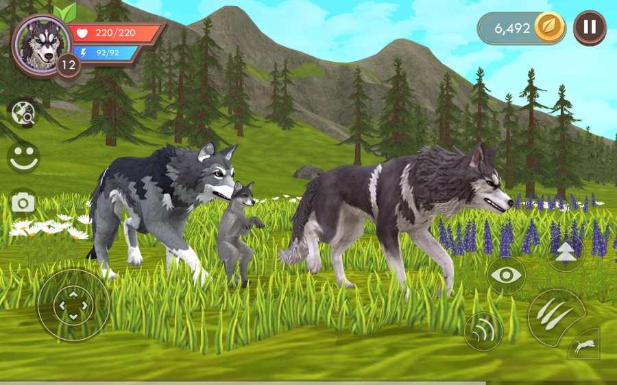野生动物:动物模拟Online截图1