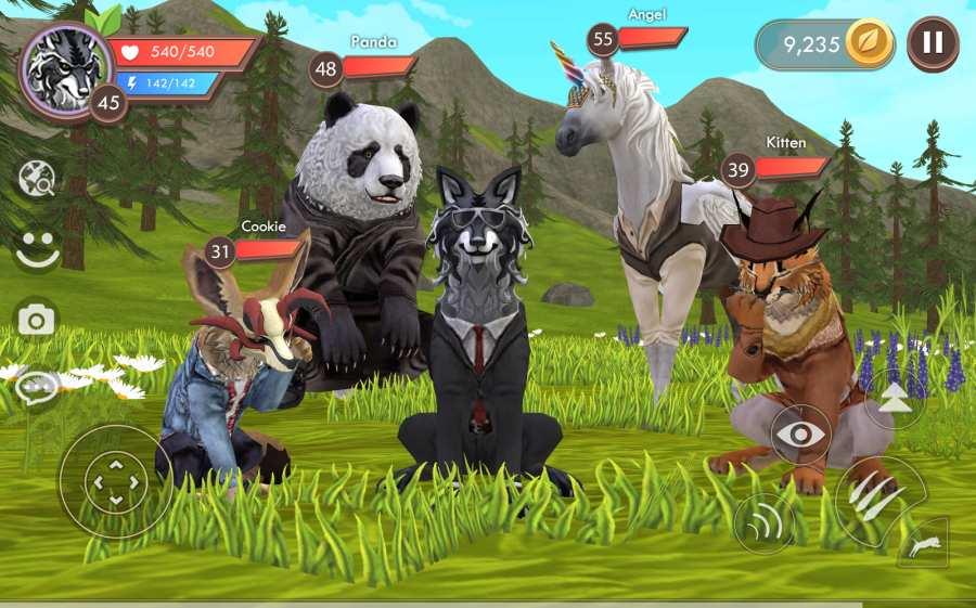野生动物:动物模拟Online截图4
