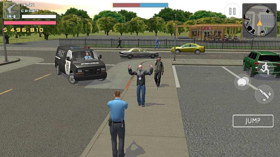 警察局长模拟器截图1