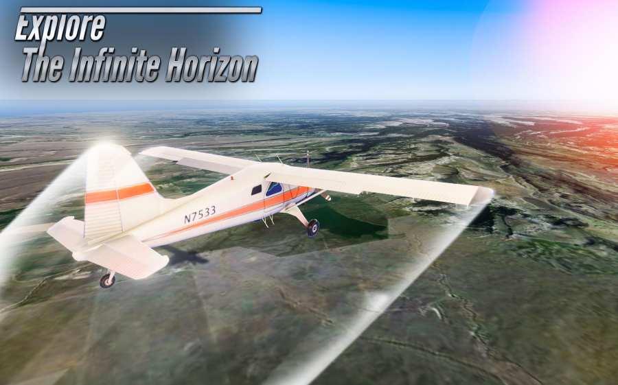 飞行员飞行模拟器截图1