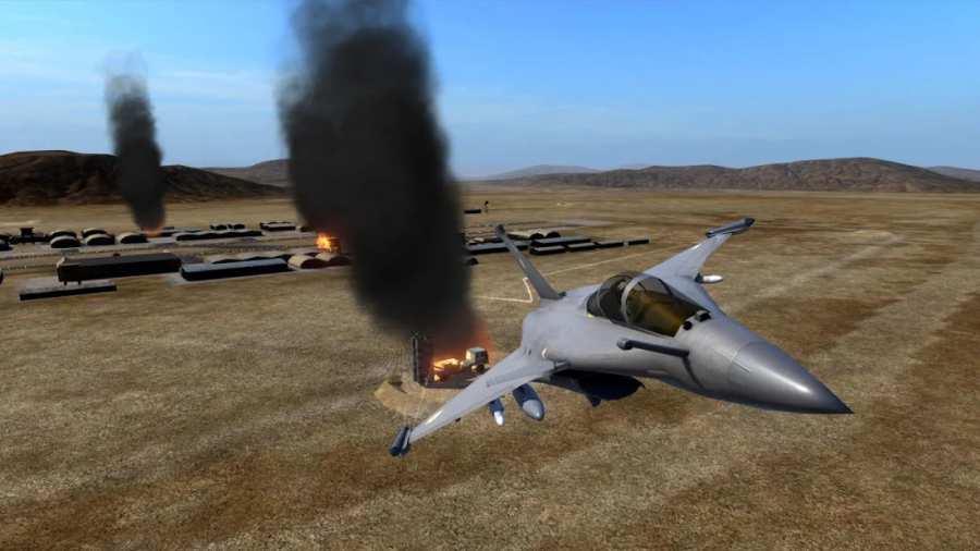 印度空军模拟器截图4