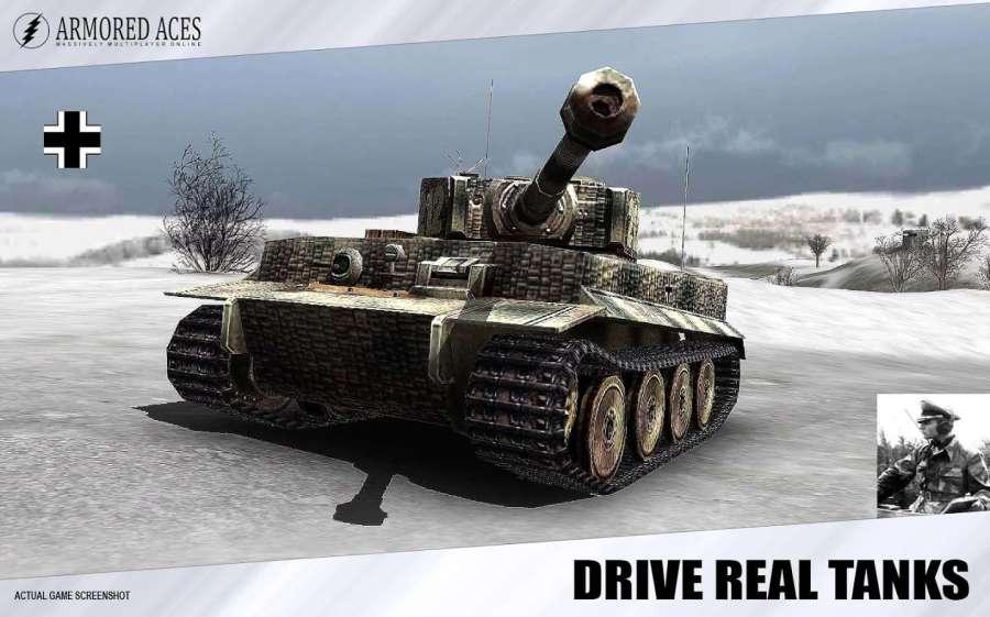 装甲王牌- 3D坦克在线截图0
