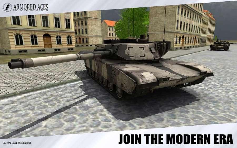 装甲王牌- 3D坦克在线截图2