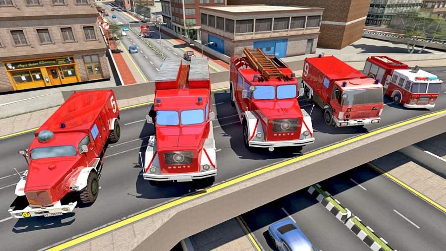 消防车模拟2019截图2