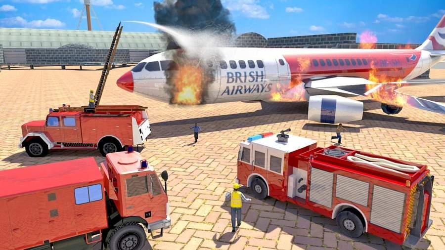 消防车模拟2019截图3