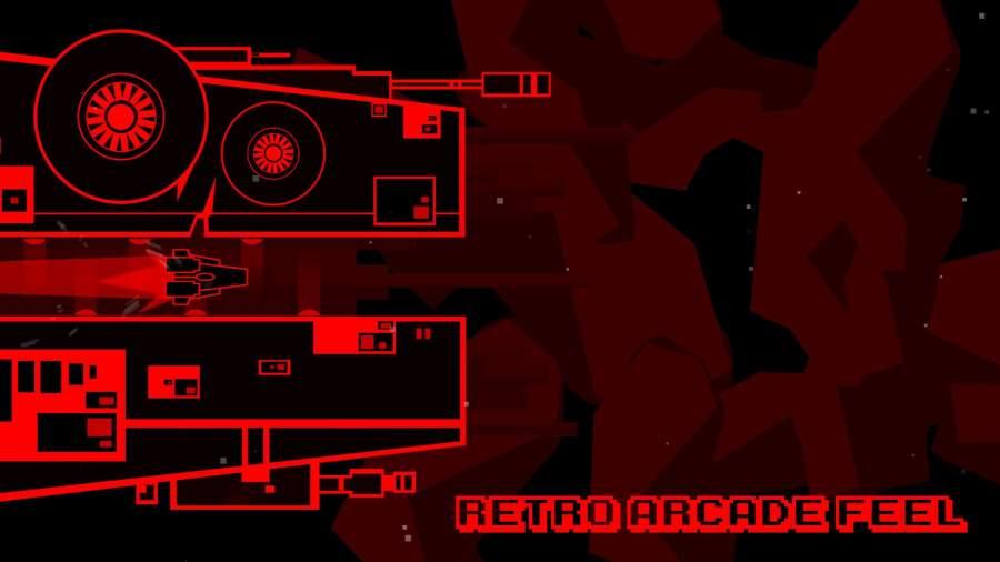 超深红战机截图1