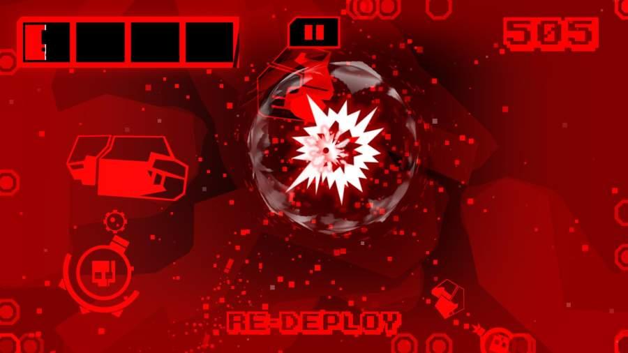 超深红战机截图4