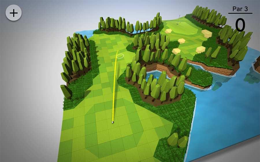 完美高尔夫截图1