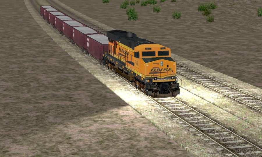 火车模拟截图1