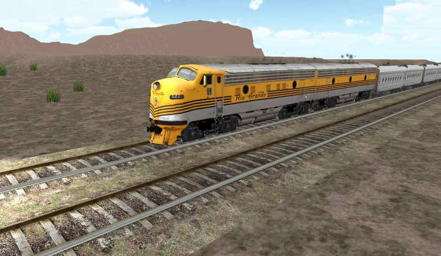 火车模拟截图3