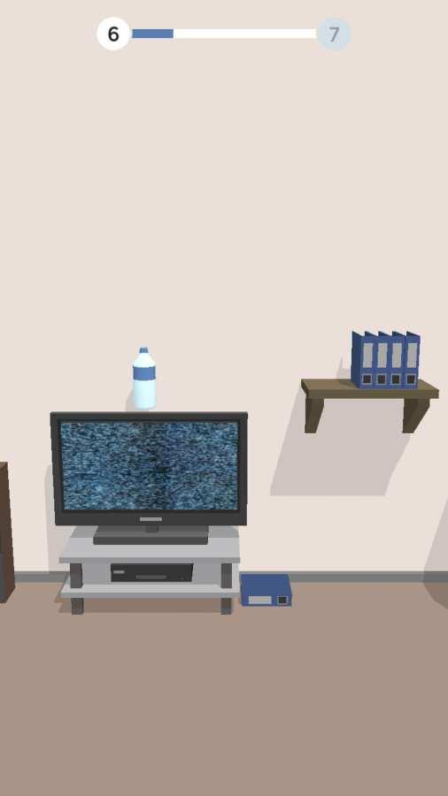翻瓶子3D截图3