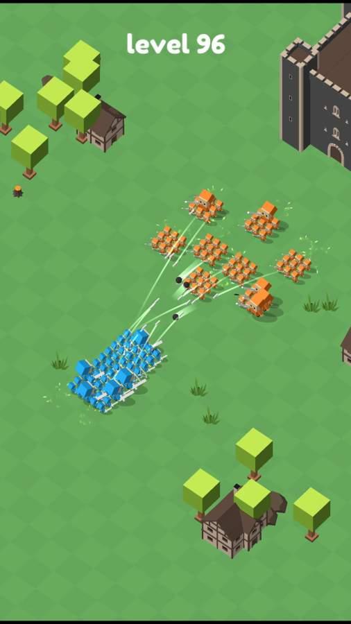 军队冲突截图0