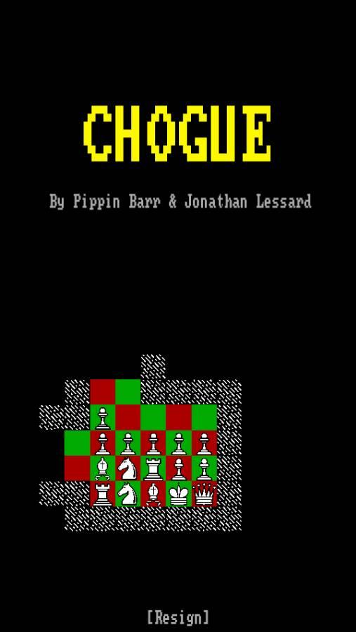 国际象棋地牢