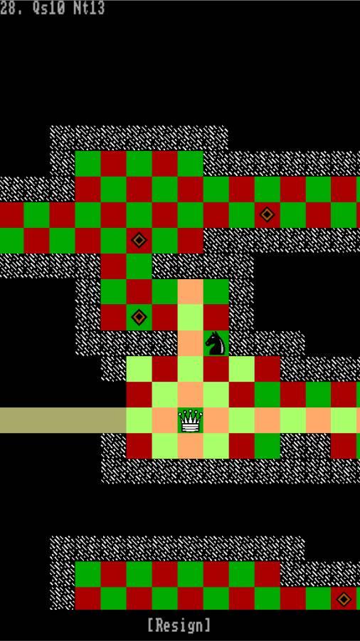 国际象棋地牢截图2