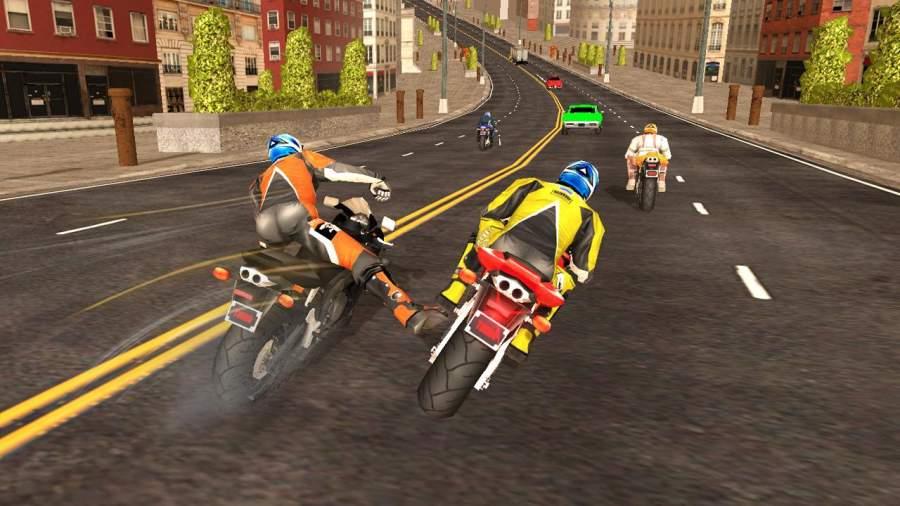 暴力摩托骑手截图0