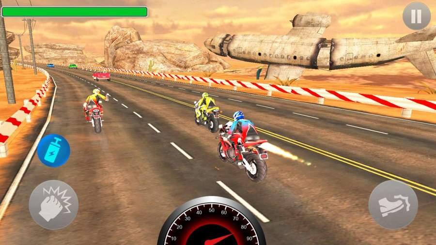 暴力摩托骑手截图3