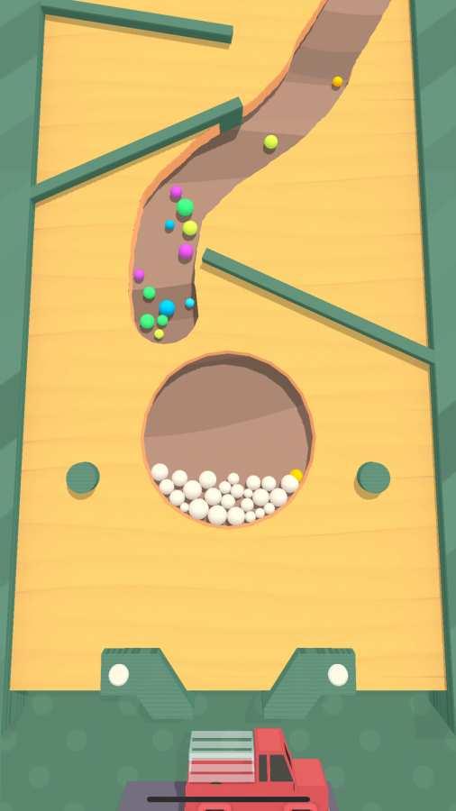 沙滩球球截图2