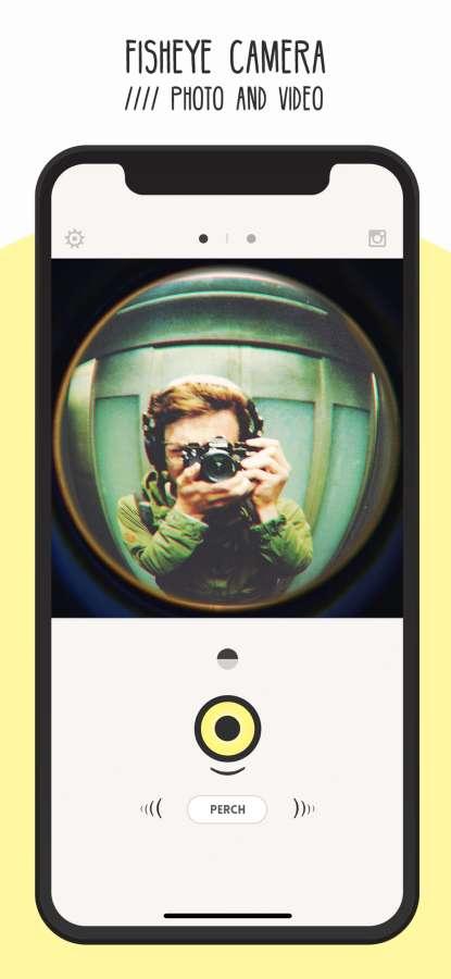 FISHI - 鱼眼相机