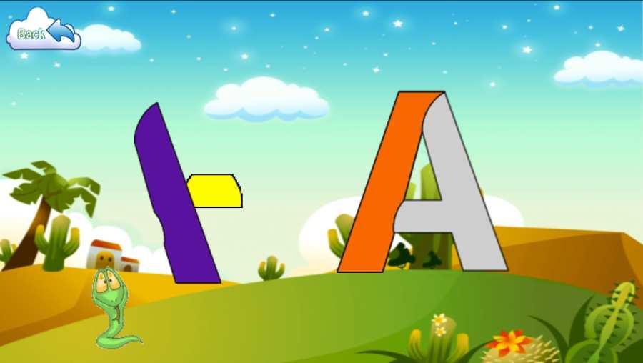 儿童英语ABC截图0