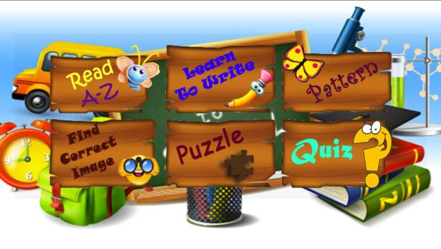 儿童英语ABC截图2