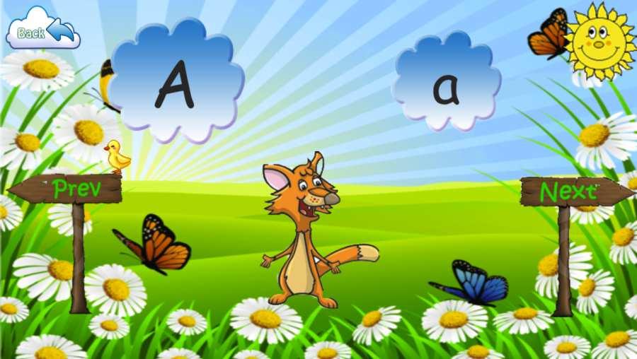 儿童英语ABC截图3