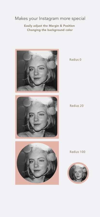 NewBorder - 方形编辑照片截图3