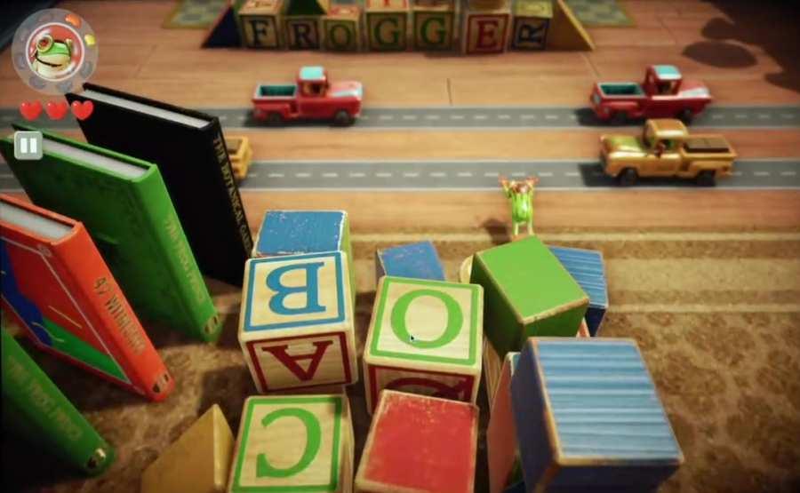 玩具城里的青蛙截图2