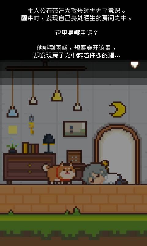 像素小屋 ~逃离不可思议之家~截图4