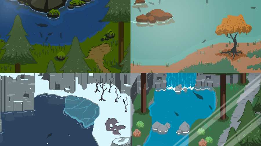 河流传说截图4