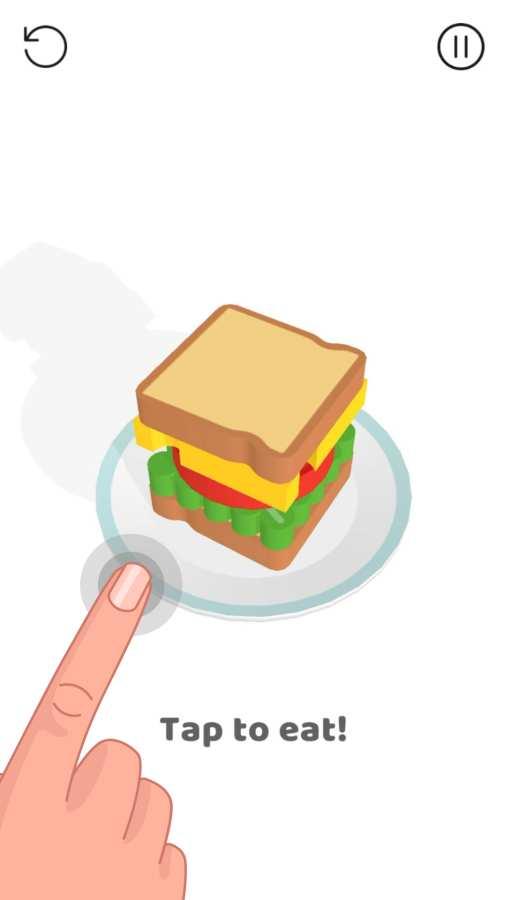 一起来做三明治截图0