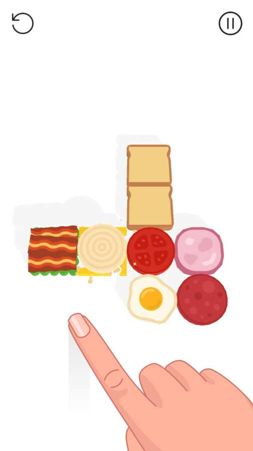 一起来做三明治截图3