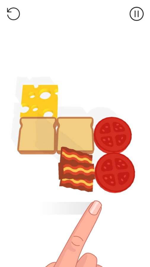 一起来做三明治截图4