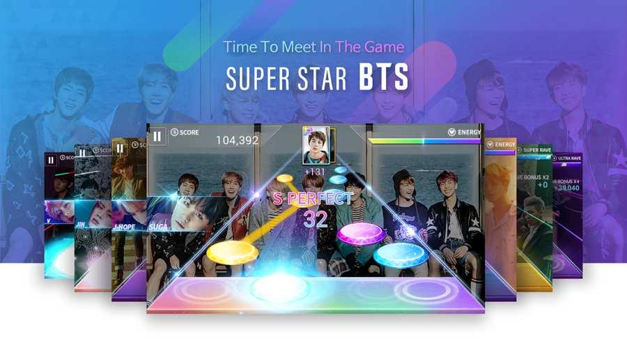 超级明星BTS截图4