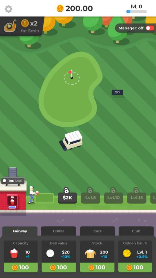 高尔夫公司大亨截图1