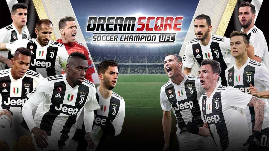 梦幻得分:足球冠军