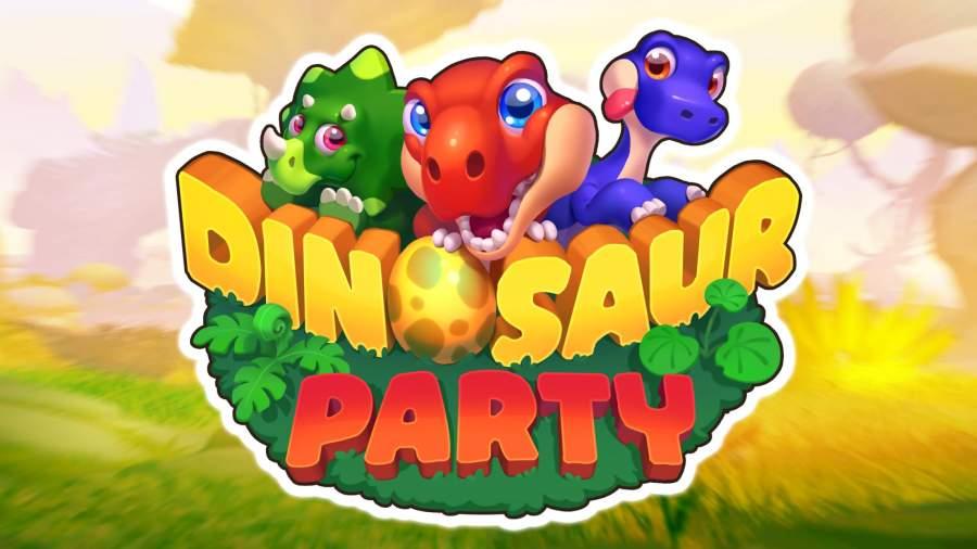 恐龙派对:快乐恐龙2