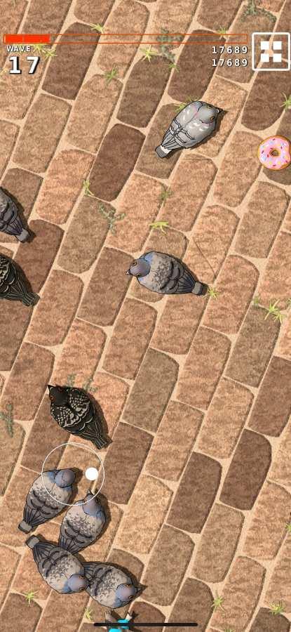 公园饲鸽截图2