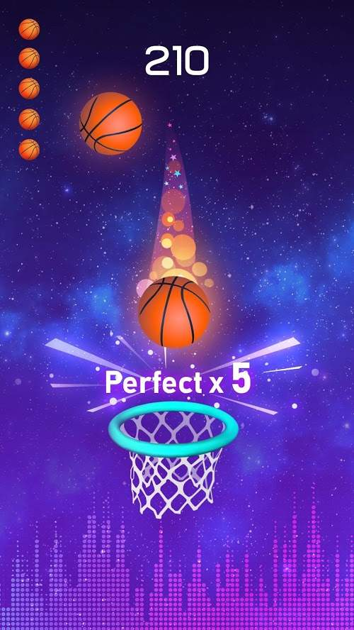 节奏篮球截图0