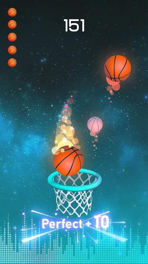 节奏篮球截图1