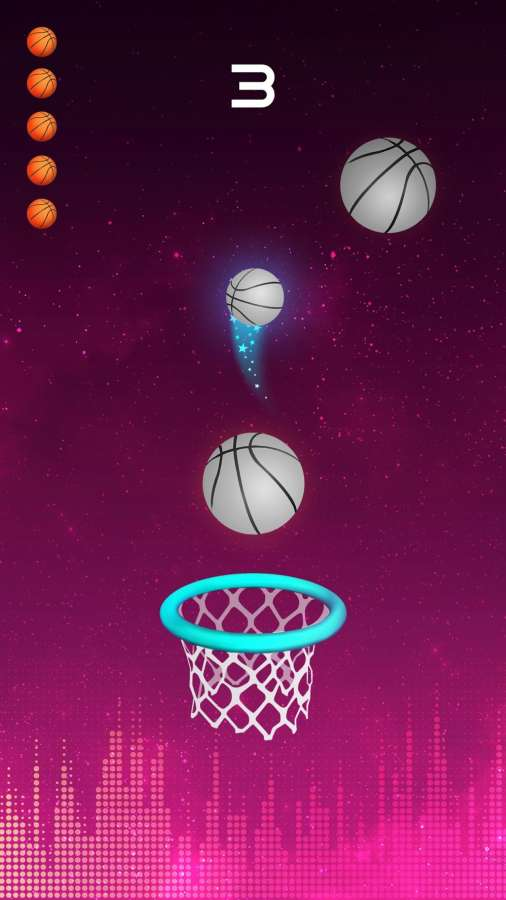 节奏篮球截图2