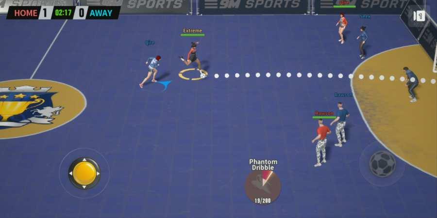 极限足球截图1
