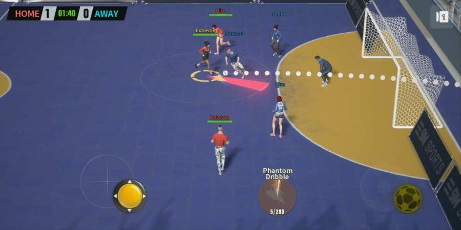极限足球截图4