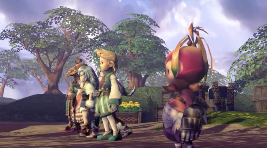 最终幻想:水晶編年史 安卓版截图1