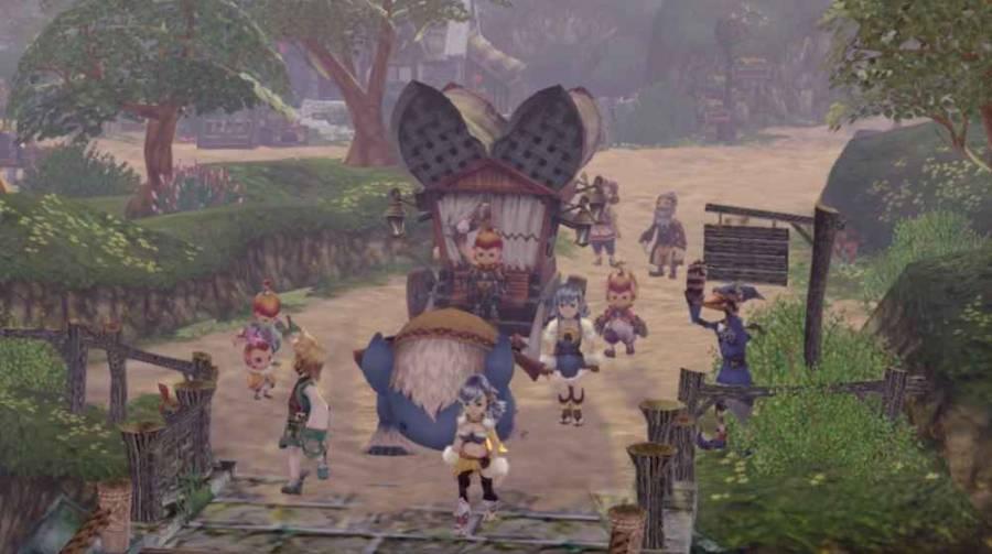 最终幻想:水晶編年史 安卓版截图2