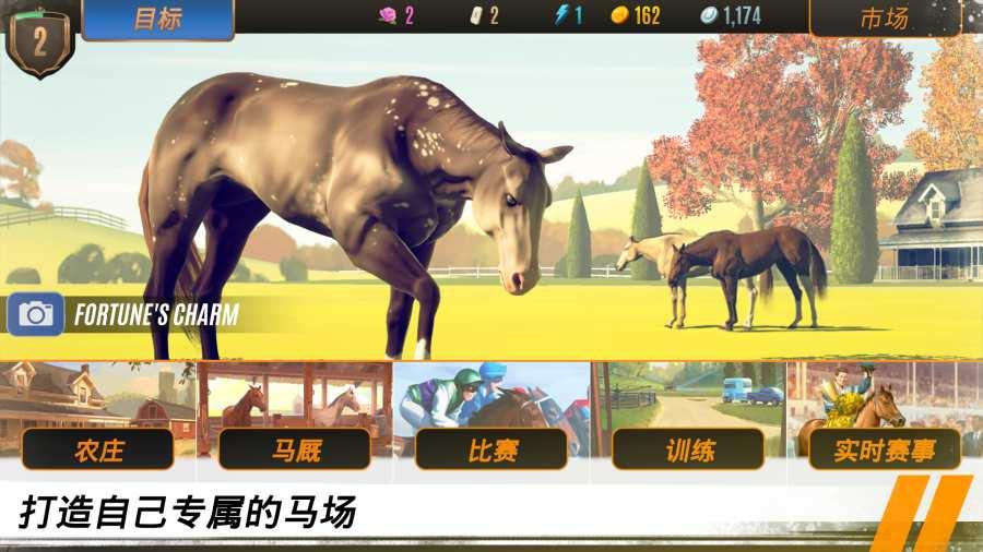 家族传奇:马匹养成竞技截图1