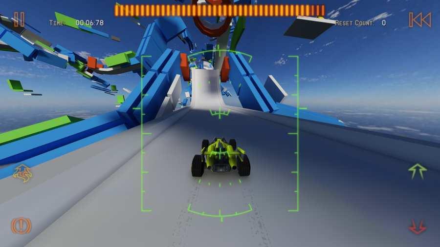 火箭飞车2截图0