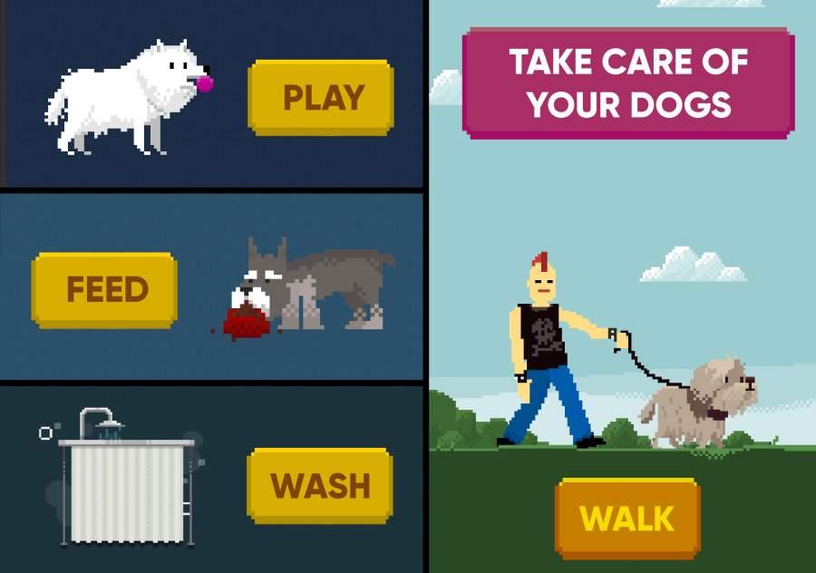 狗狗收容所救援截图2