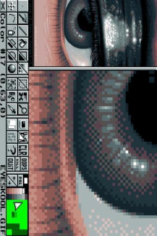 GrafX2 画图