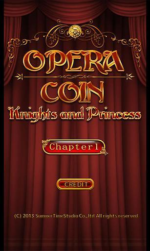 歌剧院推币机 英文版 Opera Coin